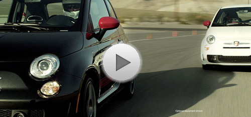 2015 FIAT 500 Abarth Track Style Performance
