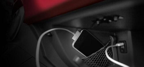 2015 FIAT 500 iPod & MP3 Control