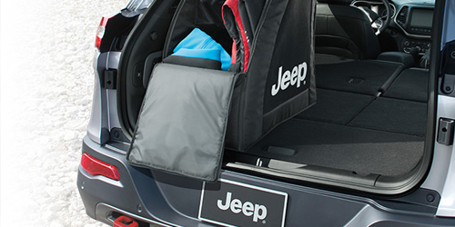 Jeep® Cargo Management System