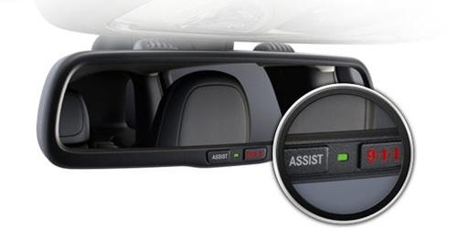 Roadside assistance at your fingertips