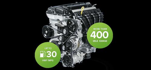 2.0L DOHC 16V engine