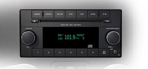 Uconnect® 130 System