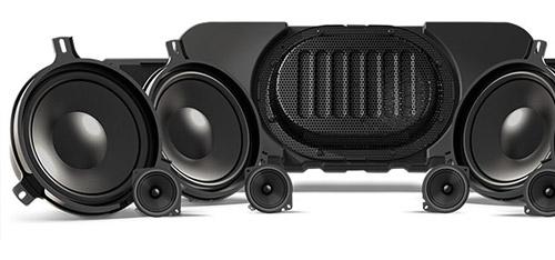 Alpine<sup>&reg;</sup> Premium Sound System