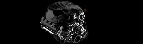 5.7L HEMI® VVT V8 ENGINE
