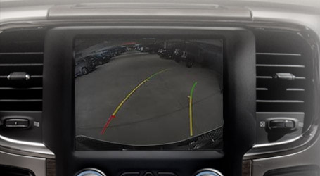 PARKVIEW® REAR BACK UP CAMERA SYSTEM