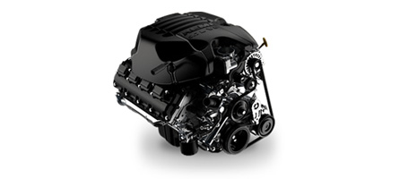 5.7L HEMI® V8 VVT ENGINE