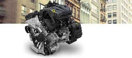 3.6L PENTASTAR® VVT V6