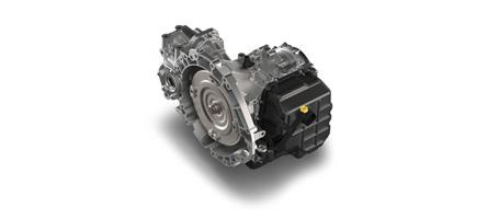 Six-Speed Automatic Transmission