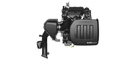3.6L PENTASTAR® V6