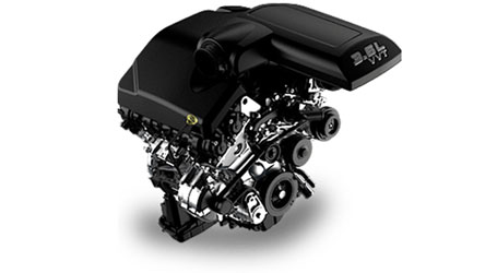 3.6L PENTASTAR® V6 ENGINE