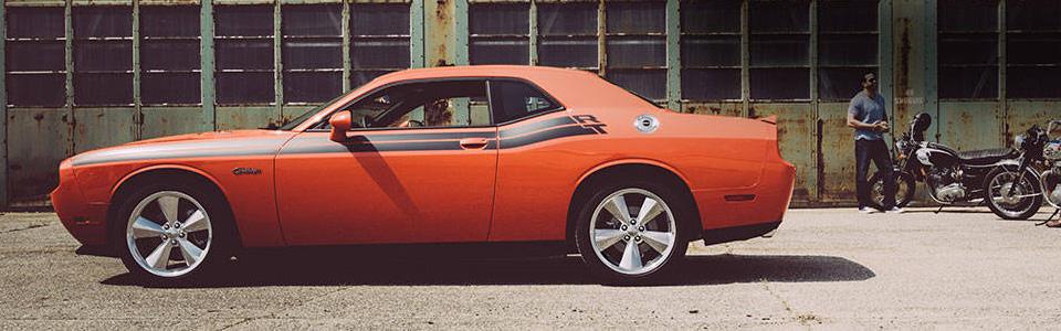 2014 Dodge Challenger in Ventura