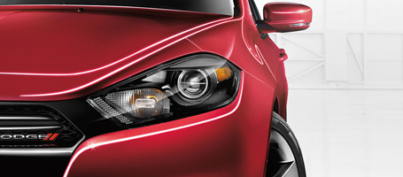 Automatic High-Beam Control Headlamps