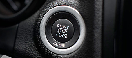 Keyless Enter 'N Go™ With Start/Stop Button