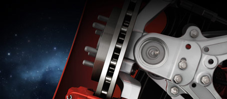 SRT® Brakes are Designed to Perform