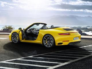 Porsche Entry & Drive