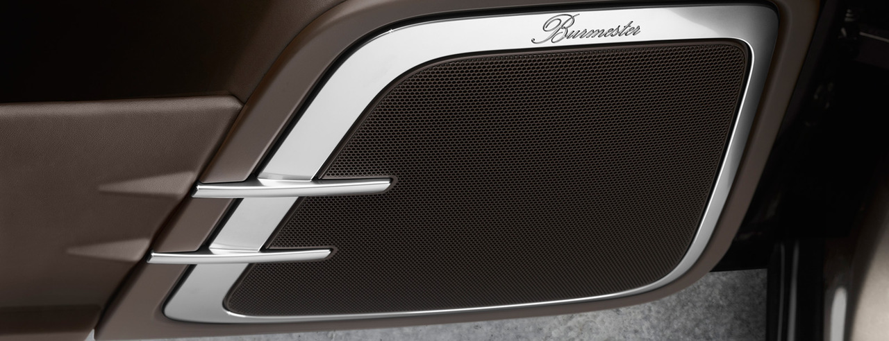 Burmester<sup>&reg;</sup> High-End Surround Sound-System