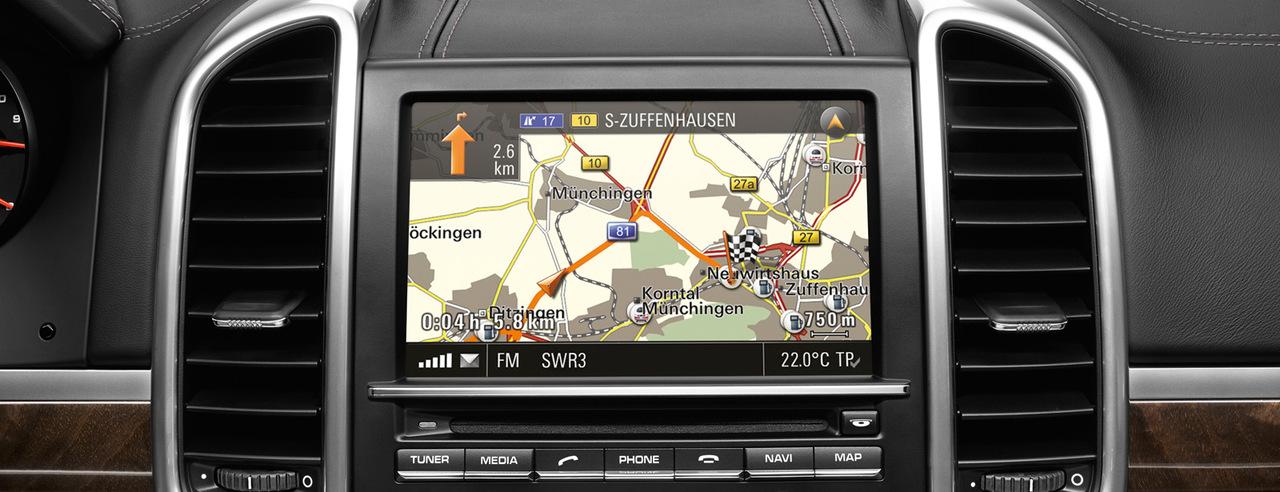 >Porsche Communication Management (PCM)