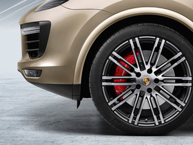 Wheels and Tire Pressure Monitoring System (TPMS)