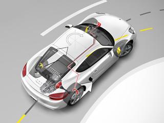 Porsche Torque Vectoring (PTV)