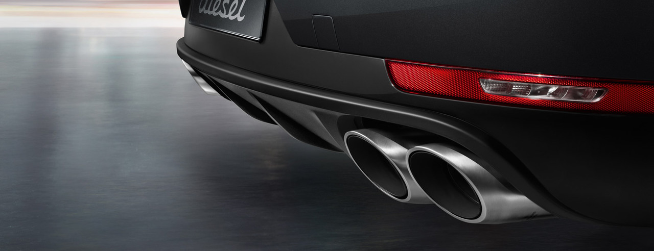 Sport tailpipes