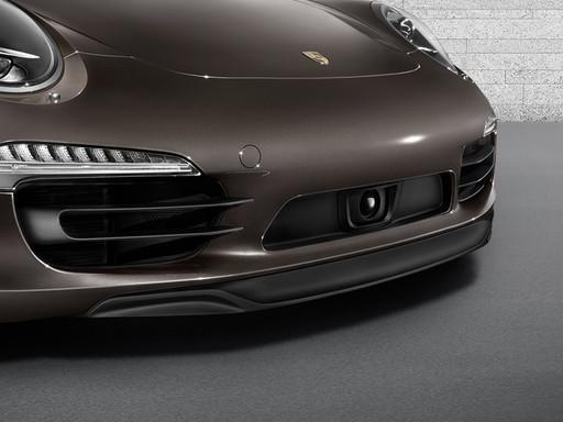 Adaptive cruise control with Porsche Active Safe (PAS)