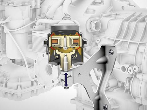 Dynamic gearbox mounts