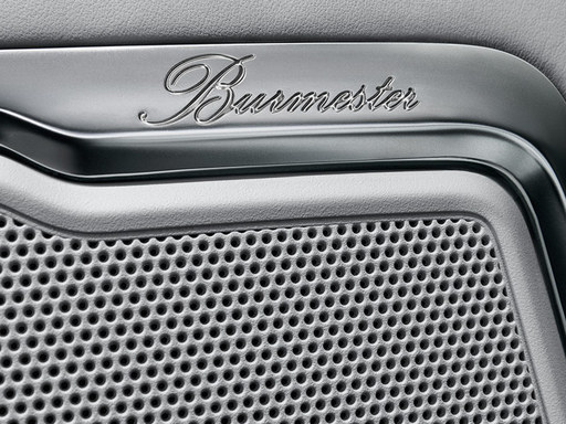 Burmester<sup>&reg;</sup> High-End Surround Sound System