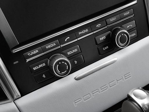 CDR Plus audio system
