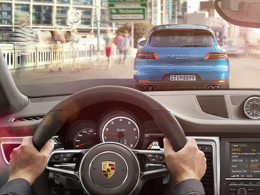 Porsche Active Safe (PAS)