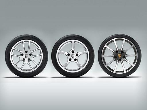 Wheels + TPM