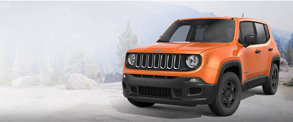2015 Jeep Renegade in Ventura
