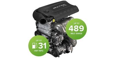 2.4L Tigershark<sup>&reg;</sup> I4 engine