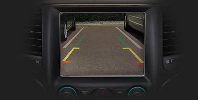 ParkView<sup>&reg;</sup> Rear Back Up Camera