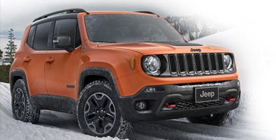 2016 Jeep Renegade in Ventura