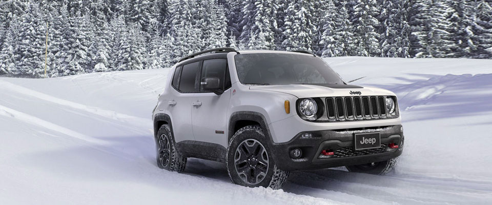 2017 Jeep Renegade in Ventura
