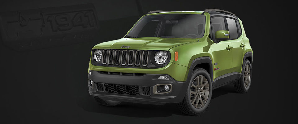 2016 Jeep Renegade in Ventura