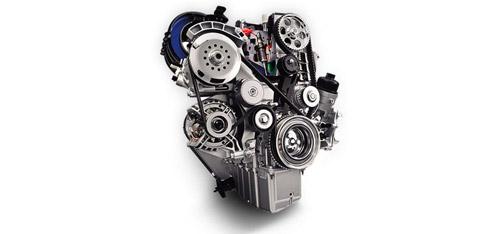 2016 FIAT 500 Engine