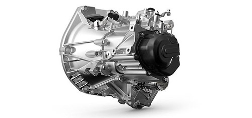 2016 FIAT 500 Transmission
