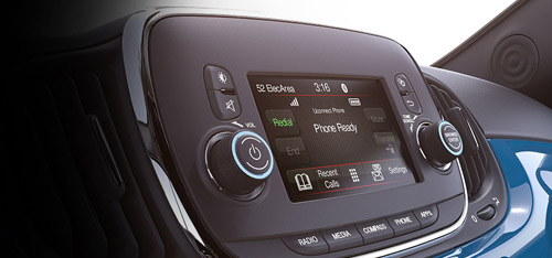 2016 FIAT 500 Voice Command