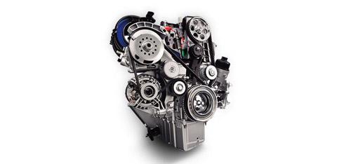 2016 FIAT 500c ENGINE