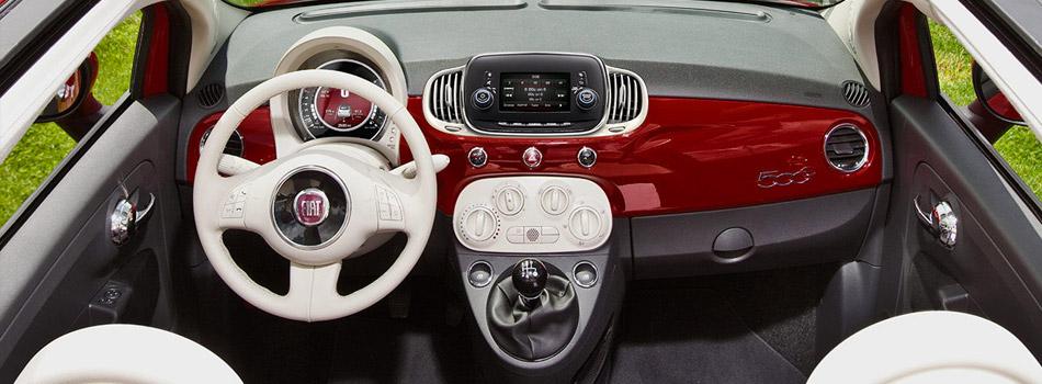 2016 FIAT 500c Warranty