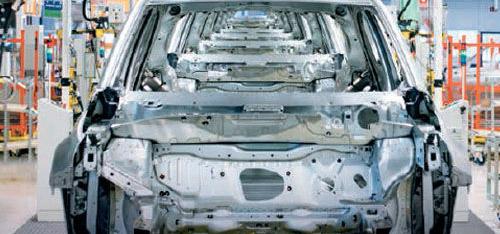 Steel Safety Frame