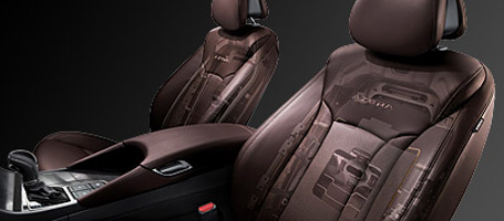 Front Seats That Reduce Impact