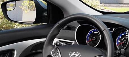 Driver's Blind Spot Mirror