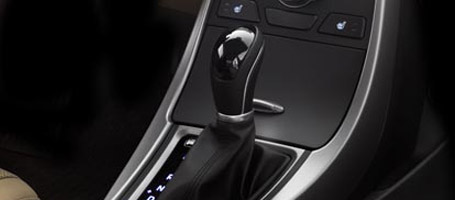 6-speed Automatic With SHIFTRONIC