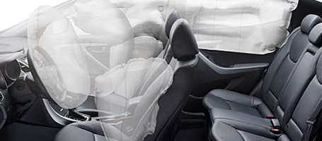 More Airbags Keep You Safe
