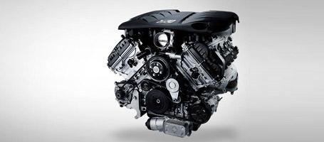 429-hp 5.0L V8