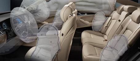 Nine Airbags