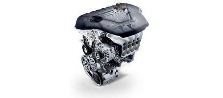 The Power of Gasoline Direct Injection