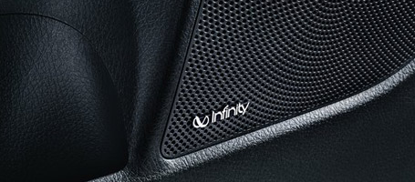 Infinity® Surround Sound Audio System